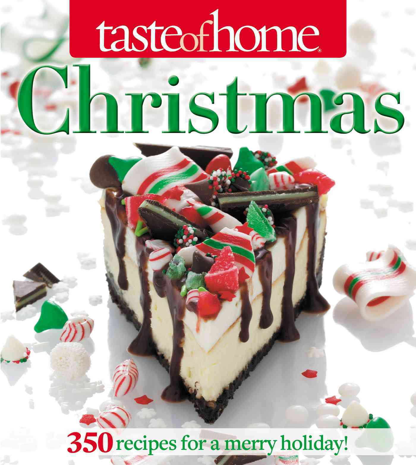 Taste of Home Christmas By Taste of Home (COR)
